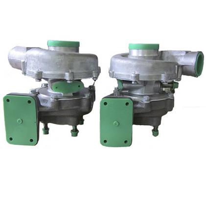 Турбина 7Н1/ТКР Автомобиль КамАЗ 5320/ТКР КамАЗ 53212/ТКР КамАЗ 54112/ТКР 7н1 (левый), фото 2
