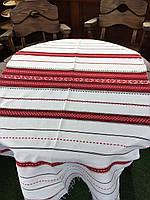 Ткана українська скатертина на стіл 170*84 см