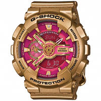 Часы Casio G-ShockGold Resin Ladies Watch CSGMAS110GD-4A1
