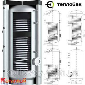 Тепловой аккумулятор из нержавеющей стали ТеплоБак с изоляцией ВТН-2, 750 л