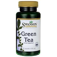 Экстракт Зелёного Чая для Похудения, 500 мг. 100 капсул