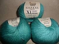 Gazzal Baby Wool XL (Газзал Беби Вул XL) 832