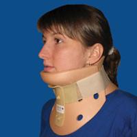 """Бандаж для шейных позвонков """"Филадельфия"""" лечения переломов вывихов растяжений мышц и сухожилий, остеохондроза"""