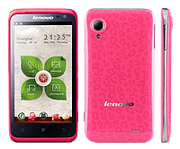 Смартфон Lenovo S720i (Pink) (Гарантия 3 месяца)