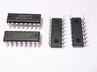 Дешифратор семисегментного индикатора CD4055BE (К561ИД4).