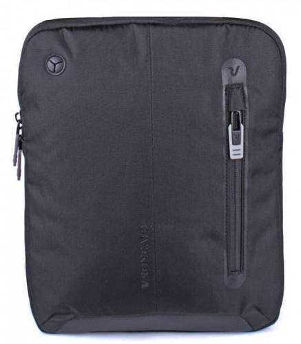 Наплечная мужская сумка на каждый день Roncato Overline 3857 01 черный