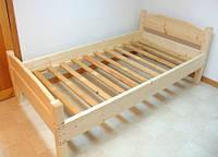 Односпальная кровать своими руками - чертеж, размеры, фото