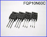 10N60, MOSFET, полевой транзистор.