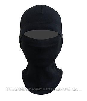 """,,Балаклава, подшлемник, маска в Украине,- стретч-флис,в наличии черный,белый,олива """"FREE SIZE"""", фото 2"""