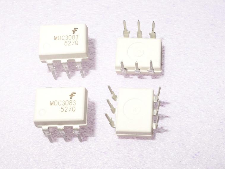 Микросхема оптрон MOC3083M PBF (800вольт)