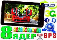 Планшет-ТЕЛЕФОН Asus Google TAB 8ЯДЕР, 2СИМ,GPS,3G