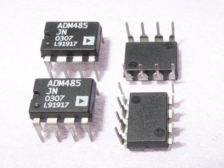 Микросхема приемопередатчик ( RS422 RS485 ) ADM485JN