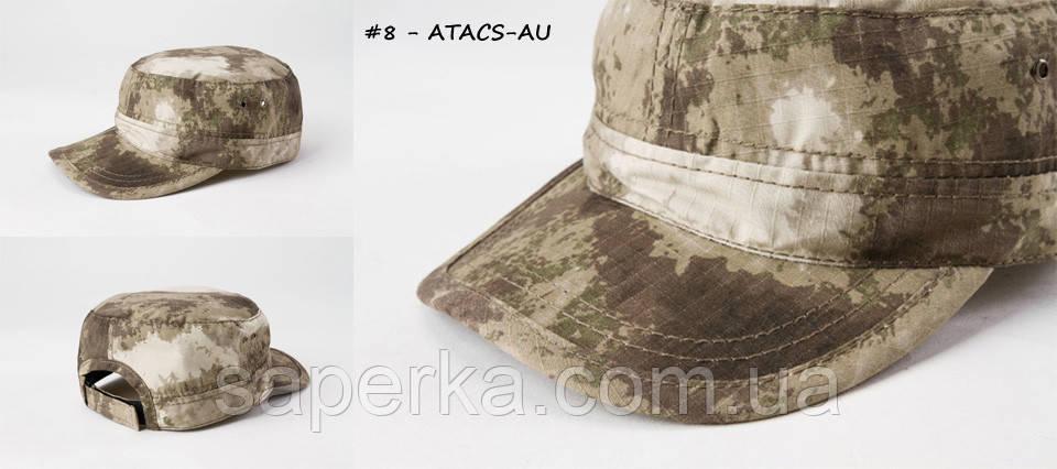 Кепка камуфляжная A-TACS au