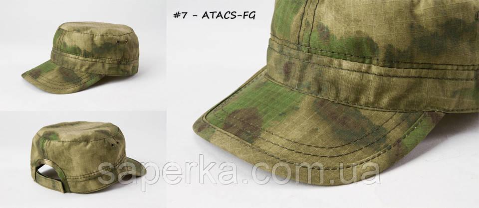 Кепка камуфляжна A-TACS fg, фото 2