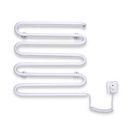 Электрич.полотенцесушитель Волна-8 (500*430*120) 75 Вт белый