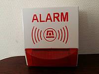 Оповещатель свето-звуковой наружный ГНОМ