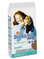 Brekkies Excel Junior (Брекиз Эксель Юниор) корм для щенков и молодых собак всех пород 20 кг