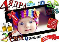 ПЛАНШЕТ ТЕЛЕФОН Ipad mini 7HD, 6 ЯДЕР,2СИМ,3G,GPS