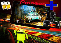 GPS навигатор Pioneer T 0706 +ВИДЕОРЕГИСТРАТОР NEW