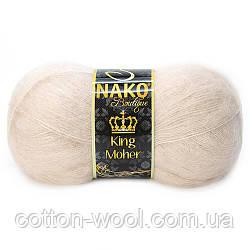 Nako King Moher (Кинг мохер) 11285 50% мохер, 50% премиум акрил