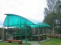 Поликарбонат — купить поликарбонат — в Одессе — прозрачная кровля - купить поликарбонат для навесов - гаража