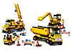 Конструктор SLUBAN M38-B9700 місто, будівництво, транспорт, фігурки, кор.,42,5-33-6,5 см
