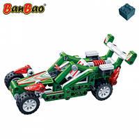 Конструктор BANBAO 6965 машина (гоночная), 138дет, в кор-ке, 23-15-5см, фото 1