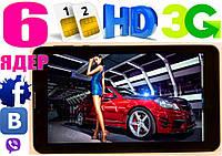 ПЛАНШЕТ ТЕЛЕФОН Samsung Galaxy TAB,6 ЯДЕР,  СИМ, 3G