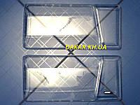 Защита для передних фар автомобиля ВАЗ 2107 прозрачная AV