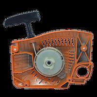 Стартер алюминиевый бензопилы Goodluck 5800 ( плавный пуск)
