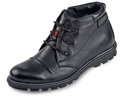 Мужские ботинки зимние МИДА 14657 из натуральной кожи, фото 2