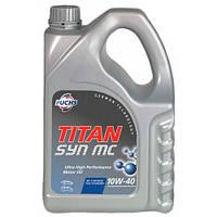 Моторное масло FUCHS TITAN SYN MC 10W40 4L