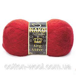 Nako King Moher (Кинг мохер) 1175 50% мохер, 50% премиум акрил