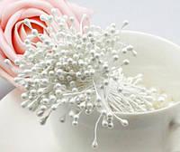 Тычинка  3 мм  Цвет белый