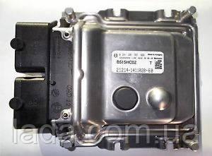 Электронный блок управления ЭБУ Bosch 21214-1411020-60