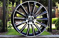 Литые диски R18 5x112 на MERCEDES E W212 S W221 CLA GLA GLC