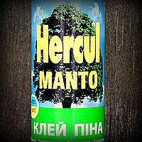 Hercul MANTO ,  Клей-пена для пенопласта