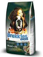Brekkies Excel Maxi (Брекиз Ексель Максі) корм для дорослих собак великих порід 15 кг