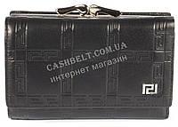 Оригинальный женский классический кошелек с очень качественной кожи art. V-3801А черный, фото 1