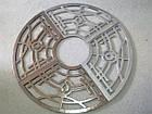 Приствольная решетка чугунная круглая №2, фото 2