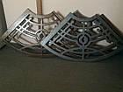 Приствольная решетка чугунная круглая №2, фото 3