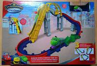 Chuggіngton Ігровий набір Working Wheels Service Yard Set, LC54240