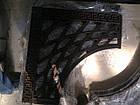 Пристовбурна чавунна решітка квадратна №3, фото 3