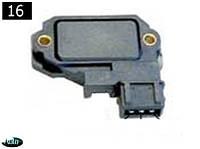 Модуль управления зажиганием (Коммутатор) Peugeot / Citroën / Ford