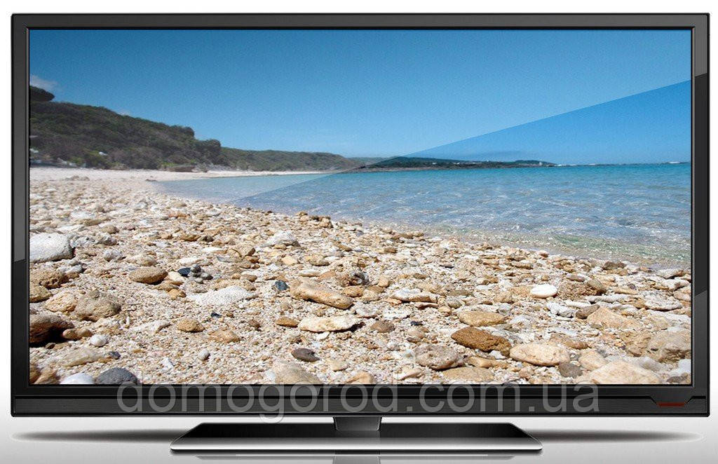 LED телевизор SATURN TV LED19P New