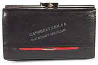 Маленький женский классический кошелек с очень качественной кожи NICOLE RICHIE art. NR-1352-A черный, фото 1
