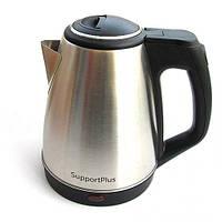 Дисковый электрический чайник Support Plus