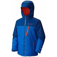 Куртка для мальчиков DOUBLE GRAB™ JACKET ярко-синяя SB1103 438