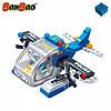 Конструктор BANBAO 7009 поліція, літак, фігурка, 112 дет.,  кор., 23-15-5 см