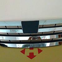 Решетка радиатора (без эмблемы) Chery Elara (лицензия), фото 1